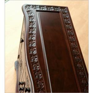 アンティーク 家具 キャビネット サイドボード リビングボード 収納棚 完成品 アンティークなキャビネット|gigiliving|03