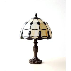 ステンドグラス ランプ 照明 ランプスタンド テーブルランプ アンティーク 大正ロマン おしゃれ ベッドサイドランプ ステンドグラステーブルランプ C|gigiliving|07