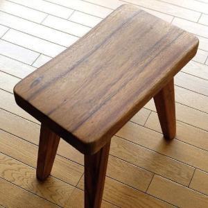 スツール 木製 椅子 いす イス 玄関 おしゃれ 腰掛け ウッドチェア リビングチェア ウッドスツール カーブ|gigiliving