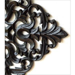 アートパネル アジアン レリーフ 壁飾り 壁掛け インテリア ウォールパネル ウォールアート 壁面 ディスプレイ おしゃれ 装飾 飾り アジアンパネル C|gigiliving|03