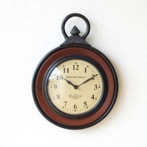 壁掛け時計 壁掛時計 掛け時計 掛時計 木製 ウッド 丸 ラウンド デザイン 木 アイアン モダン シンプル アンティーク ウォールクロック クロノグラフ|gigiliving