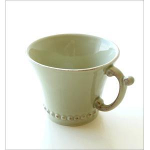カップ&ソーサー おしゃれ 陶器 コーヒーカップ お皿 プレート セット 洋食器 ティーカップ バーレスクC&S OL|gigiliving|03