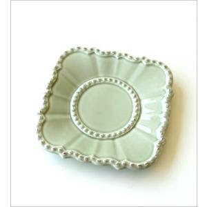 カップ&ソーサー おしゃれ 陶器 コーヒーカップ お皿 プレート セット 洋食器 ティーカップ バーレスクC&S OL|gigiliving|04