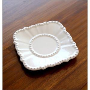カップ&ソーサー おしゃれ 陶器 コーヒーカップ お皿 プレート セット 洋食器 ティーカップ バーレスクC&S WH|gigiliving|04
