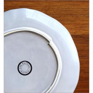 お皿 プレート 陶器 おしゃれ かわいい 可愛い シンプル 洋食器 ハーバリウムプレート リーフ|gigiliving|04