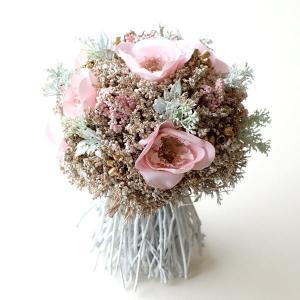 ブーケ 造花 フェイクフラワー おしゃれ かわいい フラワーアレンジメント インテリア フェイクフラワーブーケ gigiliving