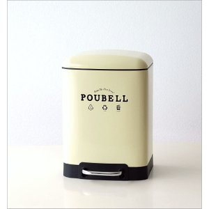 ペダルビン 6L ゴミ箱 ペダル式 ふた付き 小さい コンパクト おしゃれ かわいい スクエアペダルビンS IV gigiliving 06