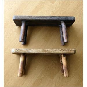 花台 フラワースタンド 木製 おしゃれ ナチュラル 天然木 桐 花置き テーブル ベンチ デザイン 観葉植物 鉢スタンド 鉢置き台 ウッドスクエアスタンドL 2カラー|gigiliving|04