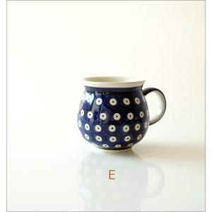 ポーランド食器 マグカップ おしゃれ ポーランド陶器のマグB 5タイプ|gigiliving|06