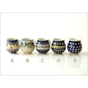 ポーランド食器 マグカップ おしゃれ ポーランド陶器のマグB 5タイプ|gigiliving|07
