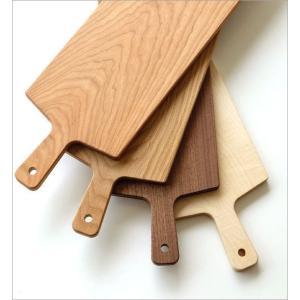 カッティングボード 木製 まな板 日本製 長い 50cm ロング おしゃれ 天然木 木目 ハードメープル ナラ チェリー ウォルナット ロングカッティングボード4タイプ|gigiliving|02