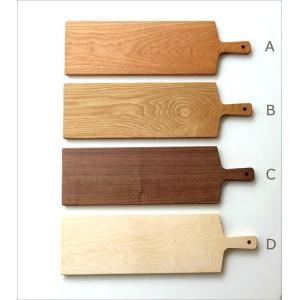 カッティングボード 木製 まな板 日本製 長い 50cm ロング おしゃれ 天然木 木目 ハードメープル ナラ チェリー ウォルナット ロングカッティングボード4タイプ|gigiliving|04