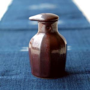 醤油差し 液だれしない 垂れない おしゃれ 陶器 醤油入れ 楽らく醤油さし K|gigiliving