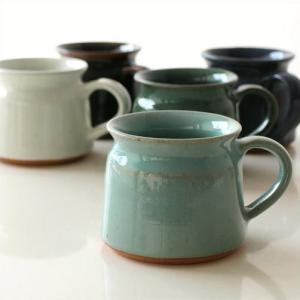 マグカップ おしゃれ シンプル コーヒーカップ 陶器のマグカップ 5カラー|gigiliving
