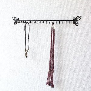 壁掛けフック おしゃれ アクセサリーフック ウォールフック ネックレス キーフック 鍵掛け 鍵かけ アンティーク 壁掛けアクセサリーホルダー|gigiliving