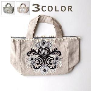 ビーズ刺繍バッグ 3カラー|gigiliving