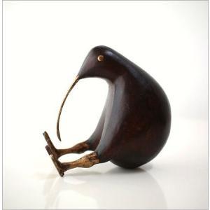 置物 木製 インテリアオブジェ アジアン雑貨 キウイ木彫り 大|gigiliving|06