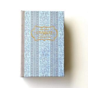 本型小物入れ ブック型収納ボックス 宝箱 洋書 シークレットボックス アンティーク調 レトロ アンティーク風 雑貨 レトロブックボックス リーブル4タイプ|gigiliving|07
