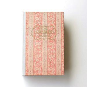 本型小物入れ ブック型収納ボックス 宝箱 洋書 シークレットボックス アンティーク調 レトロ アンティーク風 雑貨 レトロブックボックス リーブル4タイプ|gigiliving|08