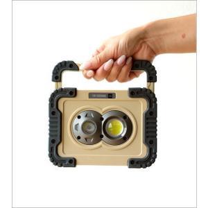 LEDライト ワークライト 電池式 屋外 屋内 磁石 マグネット 壁掛け スタンド 手持ち 防水 防塵 耐衝撃 軽量 防災 小型 ポータブルLEDワークライト3カラー|gigiliving|03