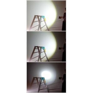 LEDライト ワークライト 電池式 屋外 屋内 磁石 マグネット 壁掛け スタンド 手持ち 防水 防塵 耐衝撃 軽量 防災 小型 ポータブルLEDワークライト3カラー|gigiliving|05