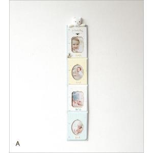 フォトフレーム 身長計 壁掛け 赤ちゃん ベビー 子供 幼児 写真 成長記録 かわいい 贈り物 プレゼント ベビー身長計2カラー|gigiliving|05