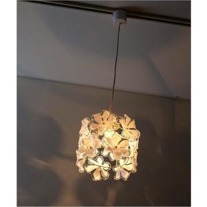 ペンダントライト おしゃれ 1灯 かわいい 花 フラワー LED対応 60W シーリングライト 玄関 キッチン ダイニング トイレ 吊り下げ 照明 ブーケペンダントライト|gigiliving|02