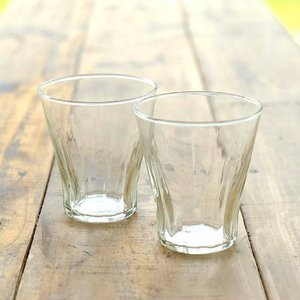 ガラスコップ セット おしゃれ リューズガラス カップ グラス タンブラー ワイズラインタンブラーテーパーS 2個セット|gigiliving