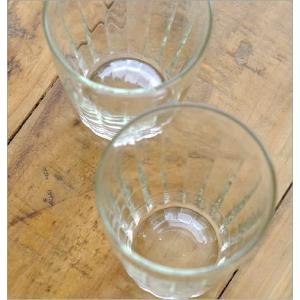 ガラスコップ セット おしゃれ リューズガラス カップ グラス タンブラー ワイズラインタンブラールントL 2個セット|gigiliving|03