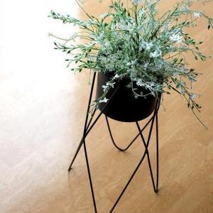 鉢カバー おしゃれ プランターカバー フラワーラック 花台 鉢ラック 観葉植物 モダン プランターボックス フラワースタンド アイアンプランター鉢カバー|gigiliving