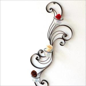 個性的なアイアンの壁飾りは 近年とても人気アップの商品です 絵を飾るように リビングや玄関ホールなど...
