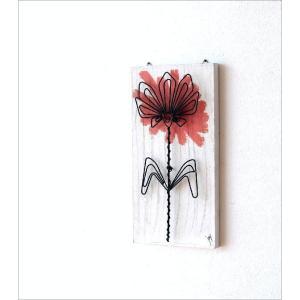 アートパネル 花 フラワー アイアン 木製 壁飾り おしゃれ シャビー モダン アンティーク 壁掛け インテリア ウォールデコ ウォールアートパネル 花B|gigiliving|02
