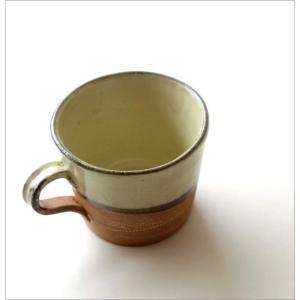 マグカップ 陶器 かわいい おしゃれ シンプル 和 美濃焼 日本製 カフェ 和風 モダン 渋い デザイン 焼き物 陶芸 コーヒーカップ 和食器 ルレット マグ|gigiliving|02