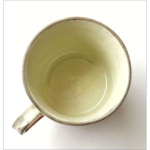 マグカップ 陶器 かわいい おしゃれ シンプル 和 美濃焼 日本製 カフェ 和風 モダン 渋い デザイン 焼き物 陶芸 コーヒーカップ 和食器 ルレット マグ|gigiliving|03