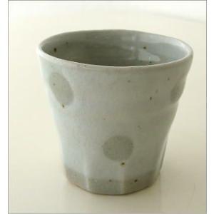 陶器 フリーカップ 美濃焼 コーヒーカップ ティーカップ 湯のみ 素朴なフリーカップ3個セット|gigiliving|05