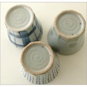 陶器 フリーカップ 美濃焼 コーヒーカップ ティーカップ 湯のみ 素朴なフリーカップ3個セット|gigiliving|06