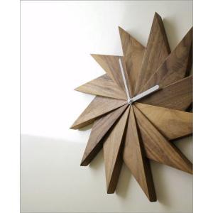 壁掛け時計 掛け時計 掛時計 壁掛時計 おしゃれ 木製 ウッドウォールクロック ウィンドウ|gigiliving|02