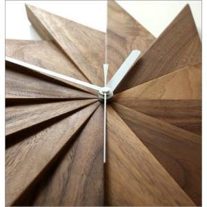 壁掛け時計 掛け時計 掛時計 壁掛時計 おしゃれ 木製 ウッドウォールクロック ウィンドウ|gigiliving|03