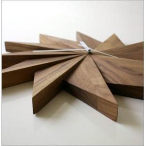 壁掛け時計 掛け時計 掛時計 壁掛時計 おしゃれ 木製 ウッドウォールクロック ウィンドウ|gigiliving|04