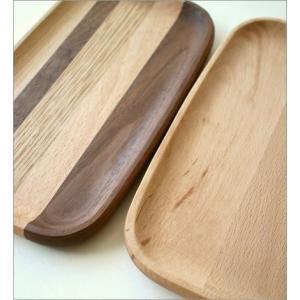 木製トレー トレイ お盆 ナチュラルウッドトレイS 2タイプ|gigiliving|03