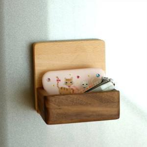 マグネット 小物入れ ボックス トレイ 壁掛け 壁付け 磁石 木製 おしゃれ マグネット・ボックス|gigiliving