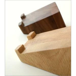 スマホスタンド おしゃれ 木製 卓上 ウッドモバイルスタンド2カラー|gigiliving|03