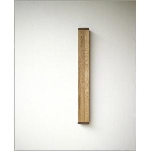 マガジンラック 木製 壁掛け おしゃれ スリム ナチュラルウッドのウォールマガジンラック|gigiliving|06