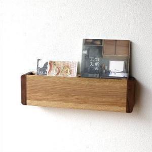 レターラック 木製 壁掛け 収納 ウォールシェルフ 状差し おしゃれ 手紙入れ 壁掛けレターラック|gigiliving