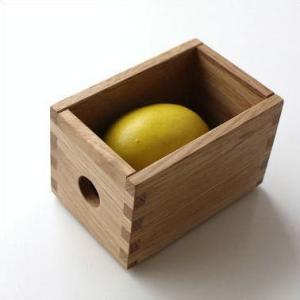 小物入れ 木製 天然木 引き出し 木箱 ウッドケース マスボックス オーク|gigiliving