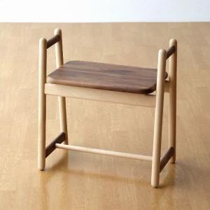 スツール 木製 椅子 おしゃれ 補助椅子 玄関 腰掛け チェア 持ち手 ハンドル付き 天然木 ナチュラル シンプル コンパクト スリム 省スペース アシスト スツール|gigiliving