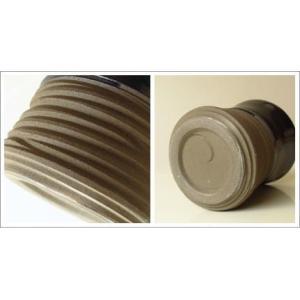 フリーカップ 陶器 湯呑み 湯のみ 焼酎グラス 瀬戸焼 和風 和陶器フリーカップ ドット|gigiliving|06