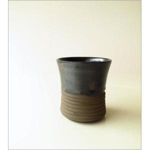 フリーカップ 陶器 湯呑み 湯のみ 焼酎グラス 瀬戸焼 和風 和陶器フリーカップ ドット|gigiliving|07