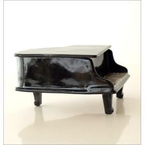 花器 花瓶 花びん 瀬戸焼 日本製 陶器のフラワーベース ピアノ|gigiliving|04