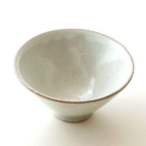 優しい色合いの 手のひらサイズで小ぶりの 軽いお茶碗  白米、玄米、雑穀米・・・ ごはんがもりもりす...